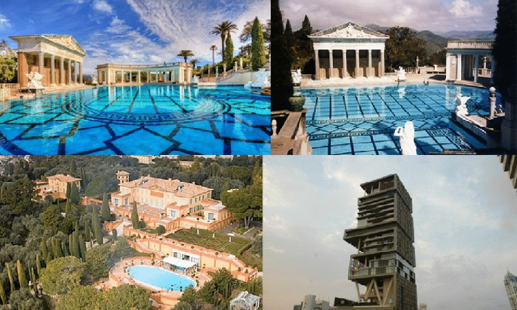 10 Most Expensive Houses In The World 2015 Rich And Posh