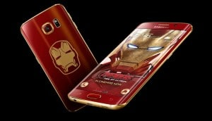 Galaxy S6 Edge 64GB Iron Man Limited Edition Review