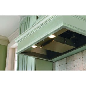 Decorative Hood Wall Mount Liner Duct