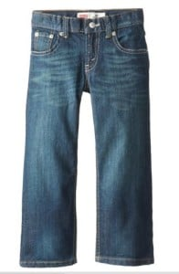 Levi's Boys' 505 Regular Fit Jean