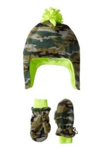 The Children's Place Big Girls' Camo Set