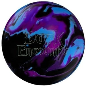 Columbia 300 Dark Encounter Bowling Ball