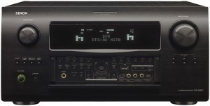 Denon AVR5308CI 7.1-Channel Multizone Network Streaming
