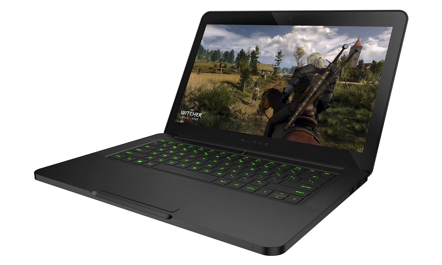 Razer Blade 14″ QHD+ Touchscreen Gaming Laptop 256GB with NVIDIA GeForce GTX 970M graphics-Free Windows 10  Reviews