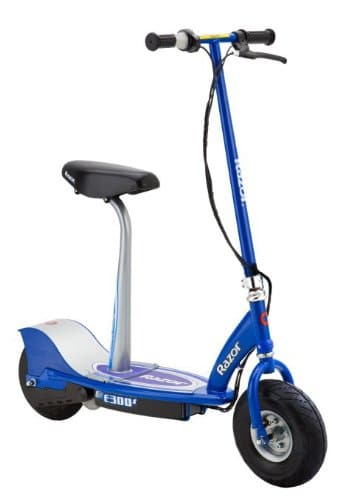 Razor E300s Seated Electric Scooter Review