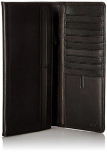 TUMI Men's Chambers Breast Pocket Wallet