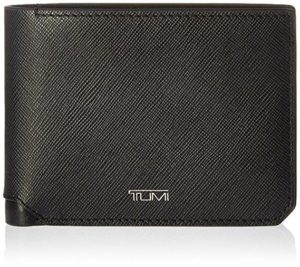 TUMI Men's Mason Double Billfold Wallet