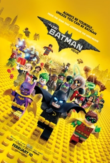 The Lego Batman