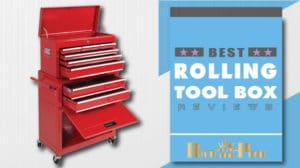 Best Rolling Tool Box Reviews and Buying Guide
