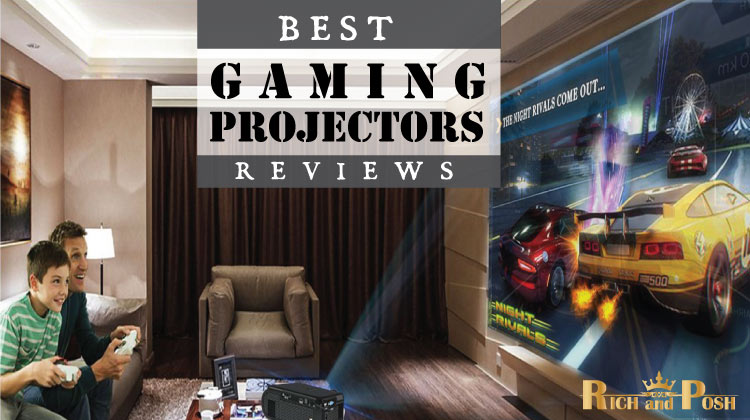 Recommended] Best Gaming Projector in 2019 | (Reviews)