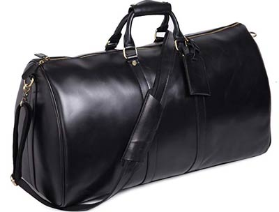 36591604e004 Best Leather Duffle Bags to Buy in 2019  Recommended  - Rich And Posh